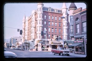 Idanha Hotel 1967