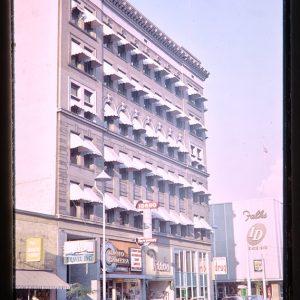 Boise street scene 1967