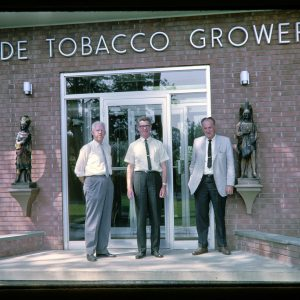 shade tobacco growers