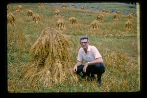 bill with Haystacks