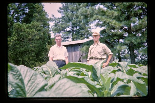 bill and a farmer