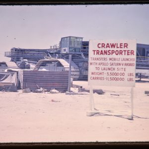 kennedy space center crawler transporter