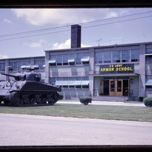 US army armor school