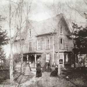 Durham county North Carolina home 1900