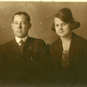 couple portrait 1920