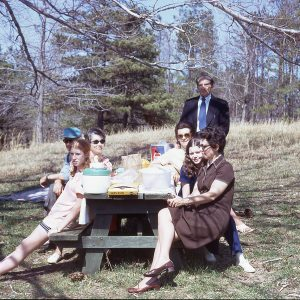 4-11-71 Easter, Angier, NC