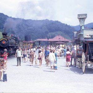"""7-71 Tweetsie Railroad near Boone, NC"""""""