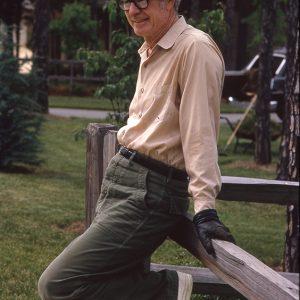 Photographer Bill Hinson June 1972