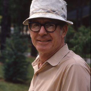 Photographer Bill Hinson June 1972