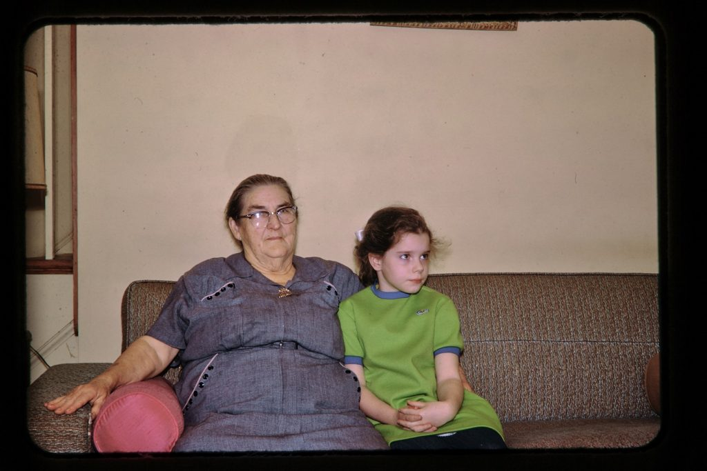 Aunt Soonie and me