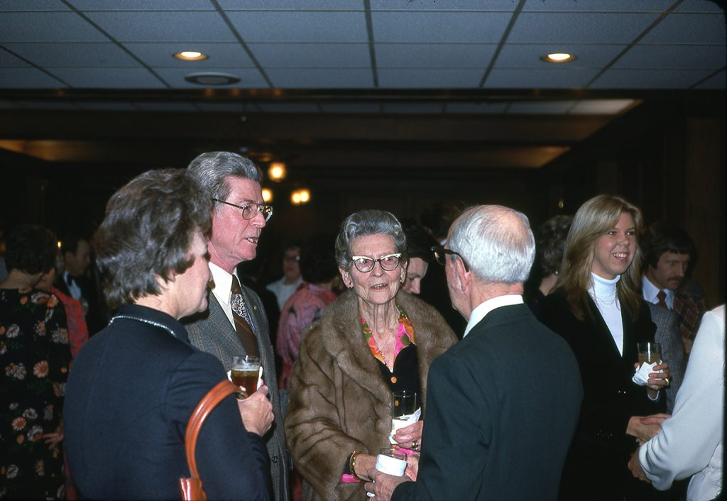 Anne Massenburg (now Davidson) far right