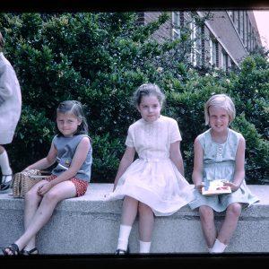 4 girls at school