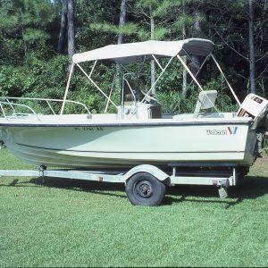 boat at Isle Vue Dr Aurora, NC