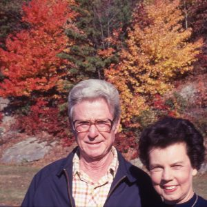 """5 Blue Ridge Pkwy Allegheny Co. Bill and Ruby Hinson 10-20-81"""