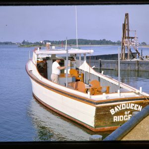 chesapeake bay fishing boat 1960s