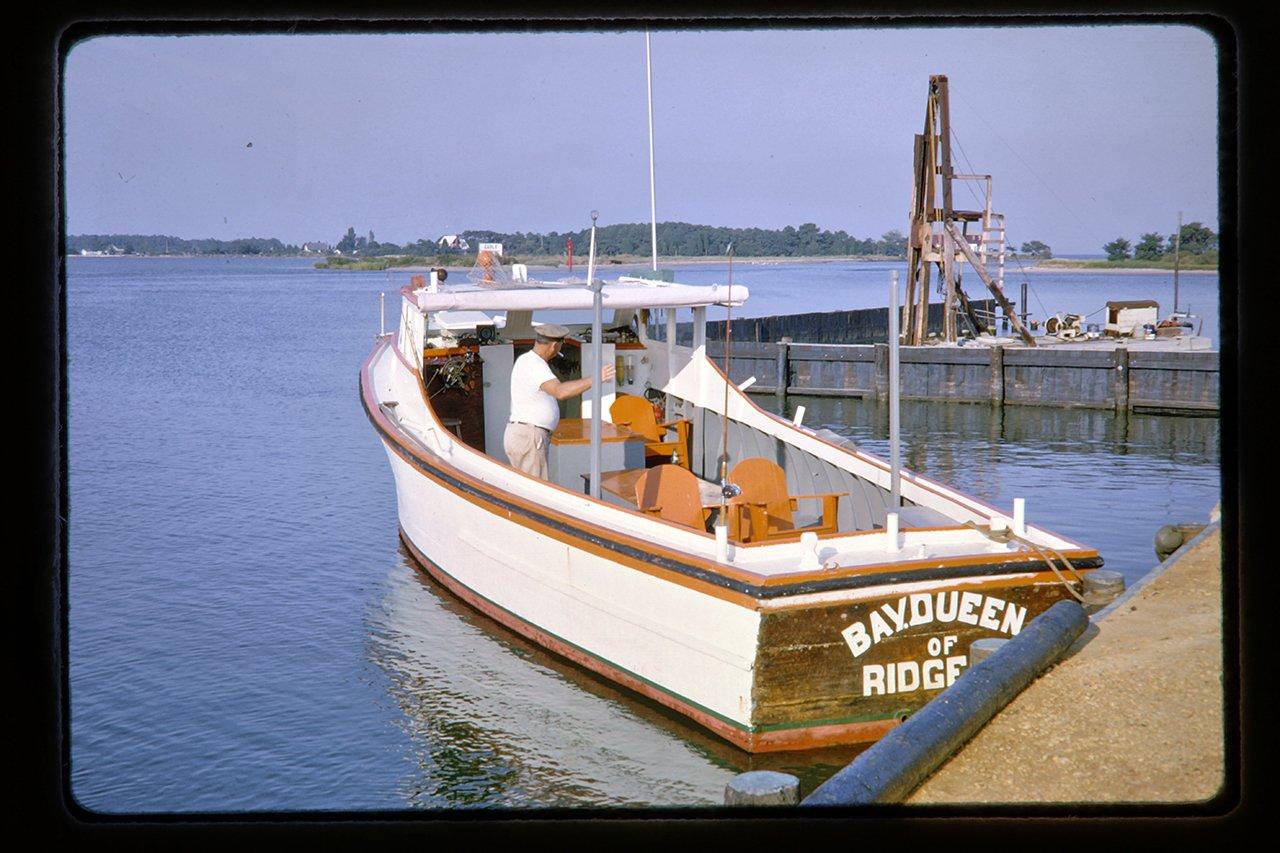 chesapeake bay fishing boat 1960s