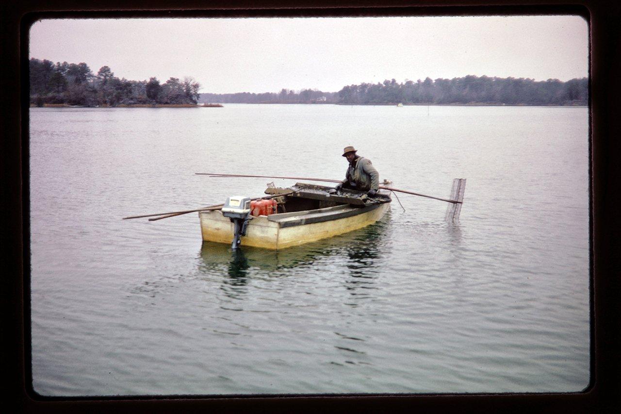 Chesapeake Bay, early 1960's