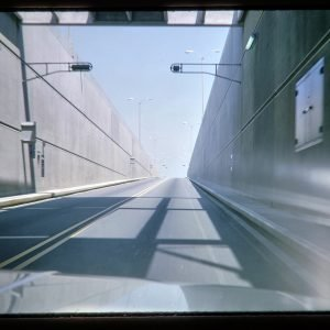 Chesapeake Bay bridge-tunnel, early 1960's